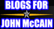 blogs for mccain